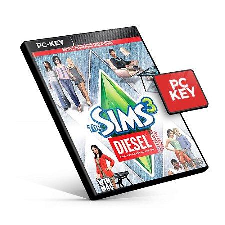 The Sims 3 Diesel Coleção de Objetos - PC KEY