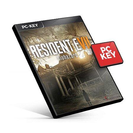 Resident Evil 7 Biohazard - PC KEY
