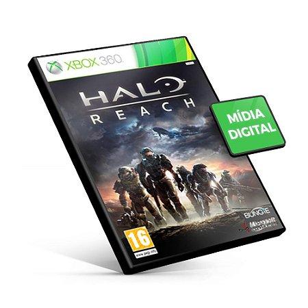 Halo Reach - Xbox 360 - Código 25 Dígitos
