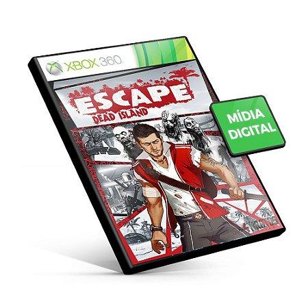 Escape Dead Island - Xbox 360 - Código 25 Dígitos Americano