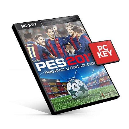PES Pro Evolution Soccer 2017 - PC KEY
