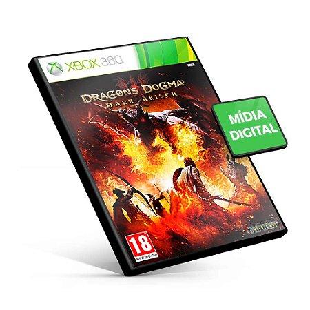 Dragon's Dogma: Dark Arisen - Xbox 360 - Código 25 Dígitos