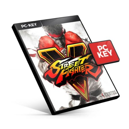 Street Fighter V - PC KEY