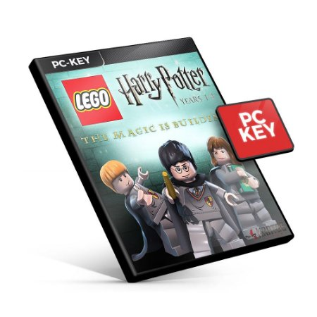 LEGO Harry Potter: Years 1-4 - PC KEY