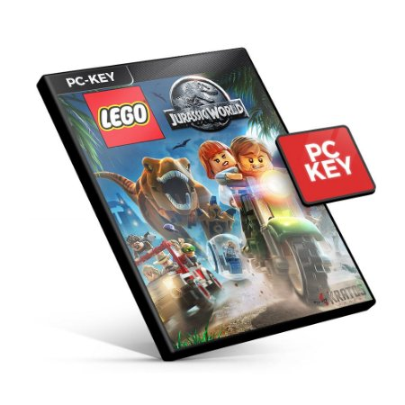 LEGO Jurassic World - PC KEY