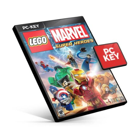 LEGO Marvel Super Heroes - PC KEY