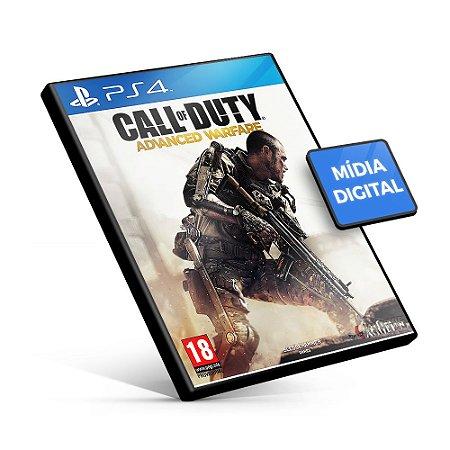 Call of Duty: Advanced Warfare - PS4 Mídia Digital