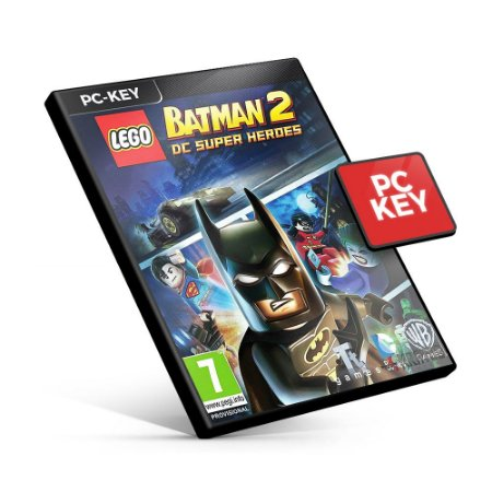 LEGO Batman 2 DC Super Heroes - PC KEY
