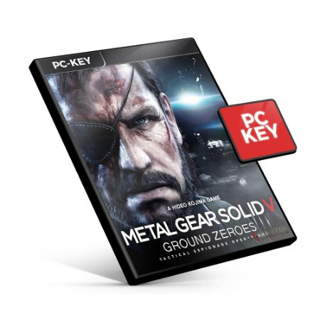 METAL GEAR SOLID V: GROUND ZEROES - PC KEY