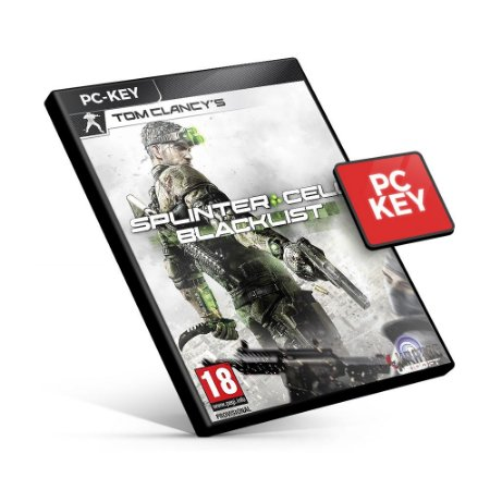 Tom Clancy's Splinter Cell: Blacklist - PC KEY