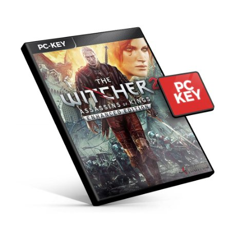 The Witcher 2 Assassins of Kings Enhanced Edition - PC KEY