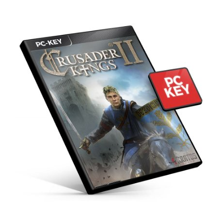 Crusader Kings II - PC KEY