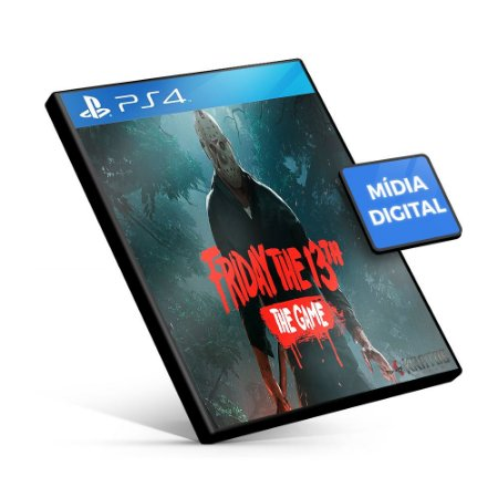 Friday the 13th: The Game - PS4 Mídia Digital