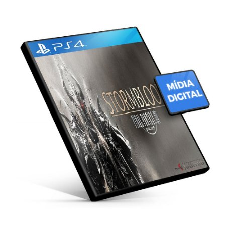 Final Fantasy XIV: Stormblood - PS4 Mídia Digital