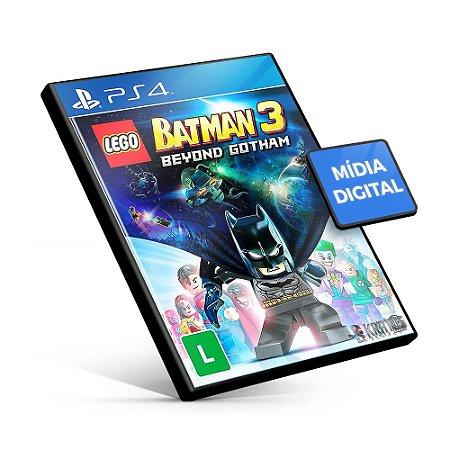 Lego Batman™ 3: Além De Gotham - PS4 Mídia Digital