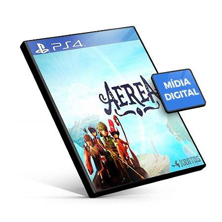 AereA - PS4 Mídia Digital