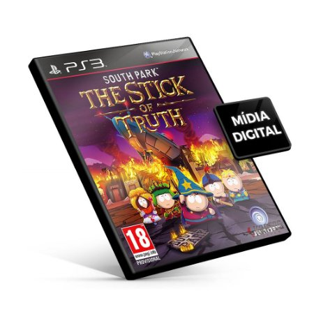 South Park: The Stick of Truth - PS3 Mídia Digital