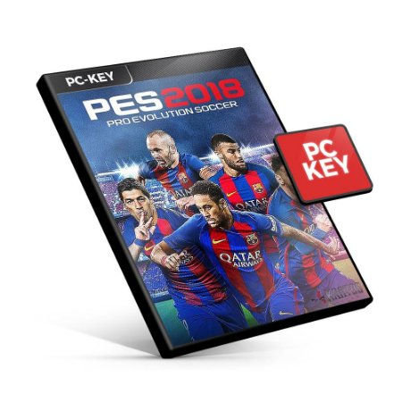 PES Pro Evolution Soccer 2018 - PC KEY