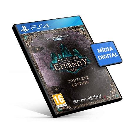 Pillars of Eternity: Complete Edition - PS4 Mídia Digital