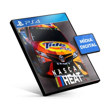 Nascar Heat 2 - PS4 Mídia Digital