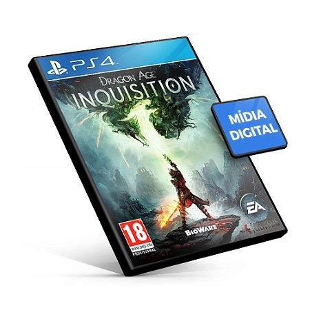 Dragon Age Inquisition  - PS4 Mídia Digital
