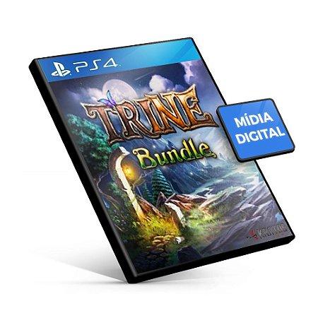 Trine Bundle - PS4 Mídia Digital
