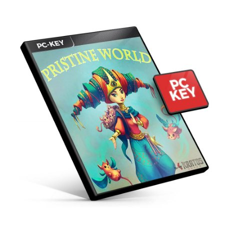 Pristine world - PC KEY