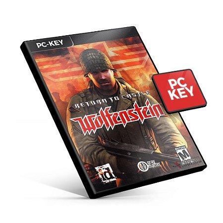 Return to Castle Wolfenstein - PC KEY