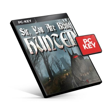 Sir, You Are Being Hunted - PC KEY