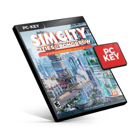SimCity Cities of Tomorrow Expansão - PC KEY