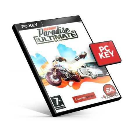 Burnout Paradise The Ultimate Box - PC KEY