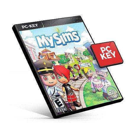 MySims - PC KEY
