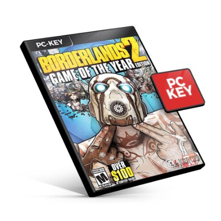 Borderlands 2 Game of the Year Edition - PC KEY
