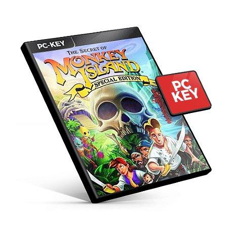 Monkey Island Special Edition Bundle - PC KEY