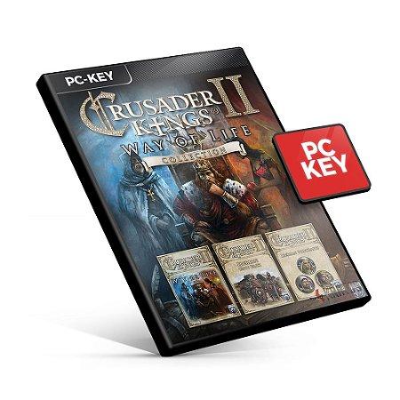 Crusader Kings II Way of Life Collection - PC KEY