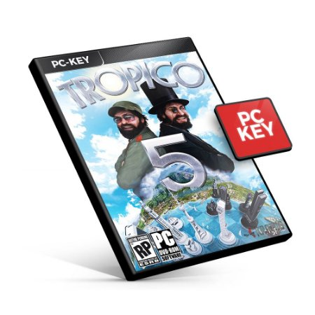 Tropico 5 Complete Collection - PC KEY