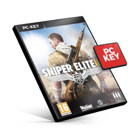 Sniper Elite III - PC KEY