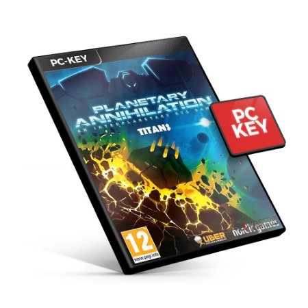 Planetary Annihilation TITANS - PC KEY