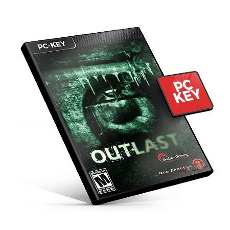 Outlast - PC KEY