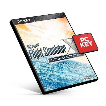 Microsoft Flight Simulator X Steam Edition - PC KEY
