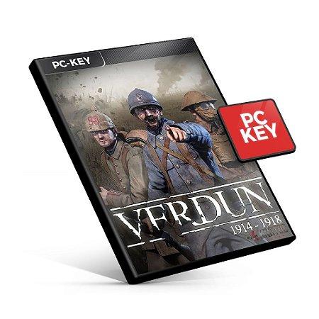 Verdun - PC KEY
