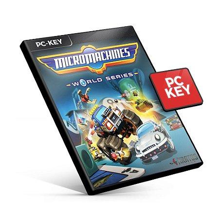 Micro Machines World Series - PC KEY