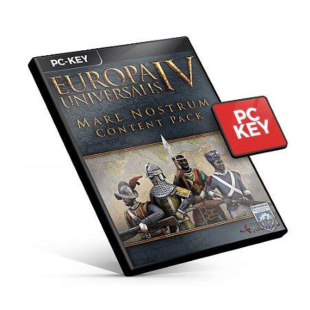 Europa Universalis IV - Mare Nostrum Expansion - PC KEY