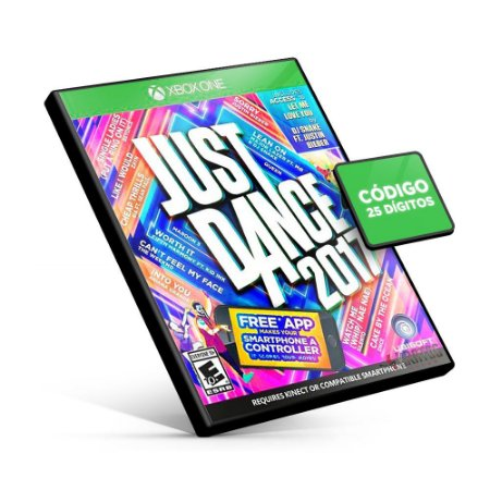 Just Dance® 2017 - Xbox One - Código 25 Dígitos