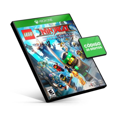 LEGO NINJAGO Movie Video Game - Xbox One - Código 25 Dígitos