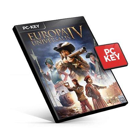 Europa Universalis IV Collection 2014 - PC KEY