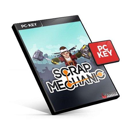 Scrap Mechanic - PC KEY