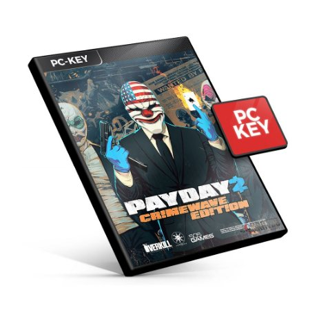 PAYDAY 2 Game of the Year Edition - PC KEY