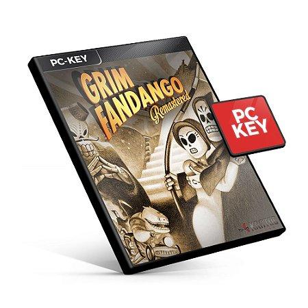 Grim Fandango Remastered - PC KEY