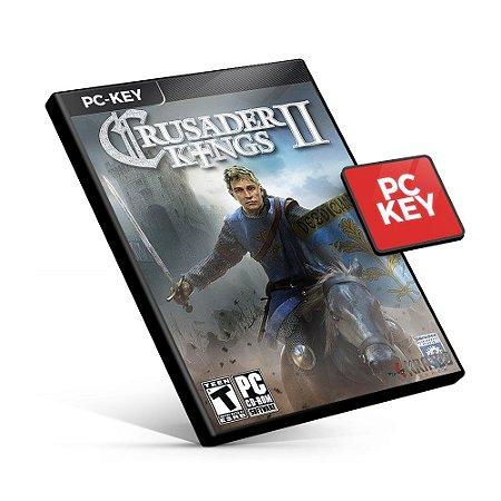Crusader Kings II DLC Collection 2014 - PC KEY